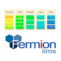 Software de Laboratorios Fermion Lims